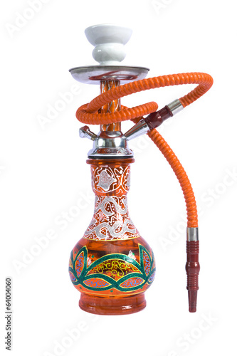 Orange sheesha