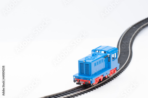 toy diesel locomotive