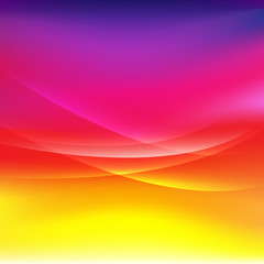 Abstract Colorful Poster