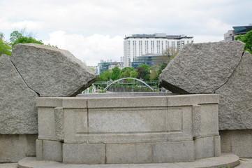 Skultptur in Wien 1