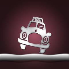 Taxi humour BD