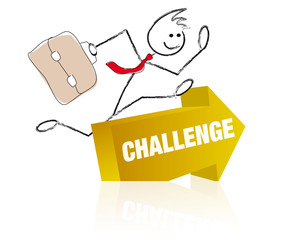 personnage challenge