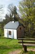 Obrazy na płótnie, fototapety, zdjęcia, fotoobrazy drukowane : Kapelle im Schwarzwald
