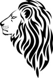 Lion Head Icon - 64008878