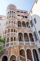 Scala Contarini del Bovolo, Venice