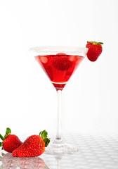 Erdbeercocktail | Cocktail | Drink | Erdbeeren