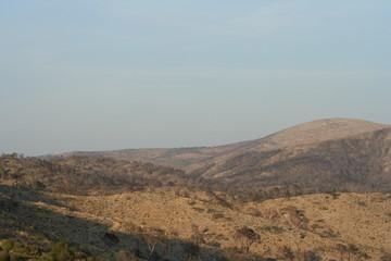 des collines