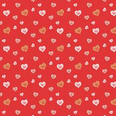 Heart pattern_Pink