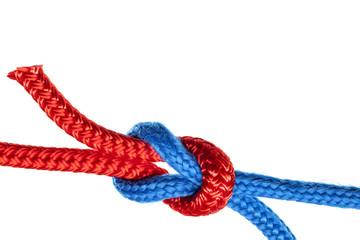 Seemannsknoten Verbindung © Matthias Buehner