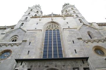 Historisches Gebäude in Wien 11
