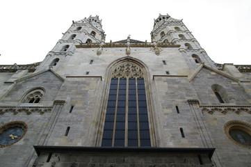 Historisches Gebäude in Wien 10
