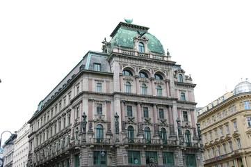 Historisches Gebäude in Wien 8