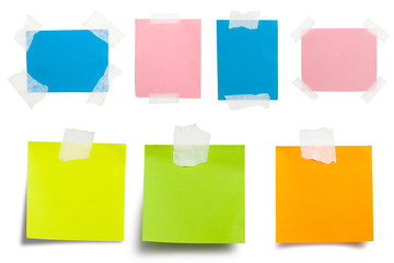 Adhesive Note, Sticky Paper Collection