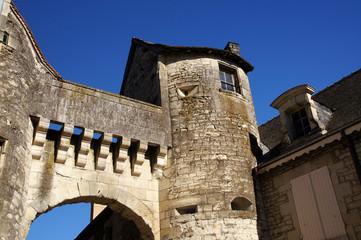 Porte de la Ville de La Roche Posay