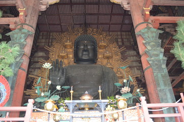Giant Buddha of Nara