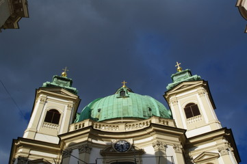 Peterskirche in Wien 2