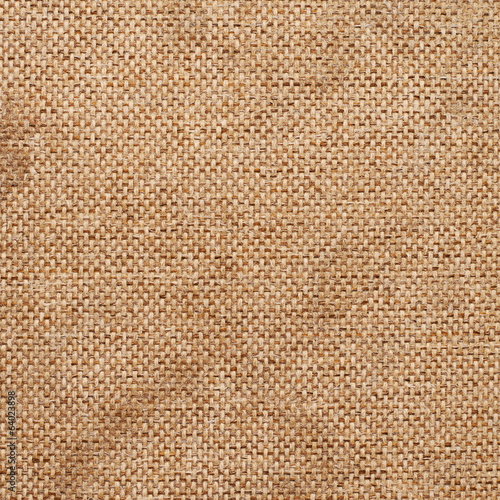 Sackcloth texture fragment