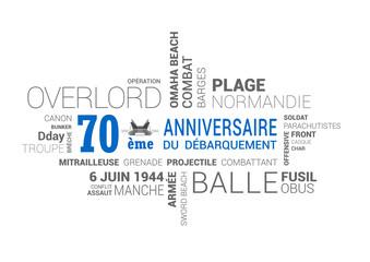 70 ème anniversaire du débarquement 1944