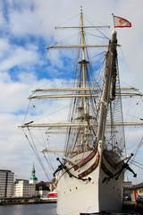 Segelschulschiff Statsraad Lehmkuhl