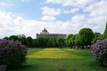 Historisches Gebäude in Wien 19