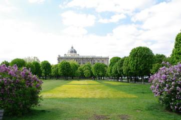 Historisches Gebäude in Wien 18