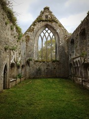 franciscan friary, adare