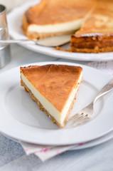 American Cheesecake, Käsekuchen