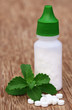 Stevia with sweetening tablets