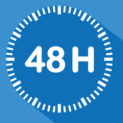 Logo 48 heures.