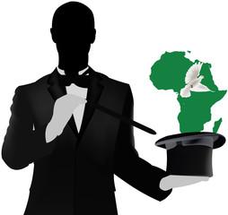 pace nel continente africano