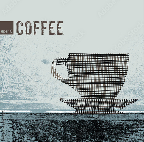 Coffee illustration © Ana