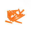 Plastic construction dowels