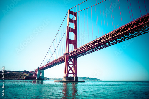 Golden Gate Bridge, San Francisco, USA - 64034246