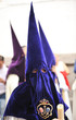 Religious procession, Holy Week, Seville, Spain