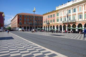place à Nice