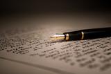 fountain pen literature