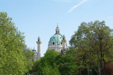 Karlskirche Wien 4