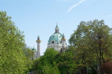 Karlskirche Wien 3