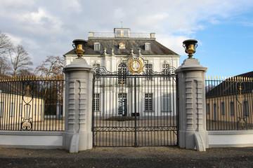 Jagdschloss Falkenlust in Bruhl near Bonn, Germany
