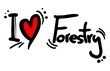 Love Forestry
