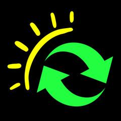 Recycle sun