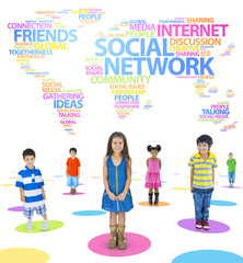 Children with Social Networking Concepts