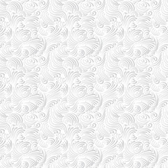 Elegant white background