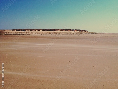 canvas print picture Nordsee / Ebbe