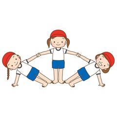 運動会 組体操