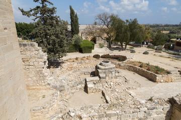 Château de Kolossi à Limassol