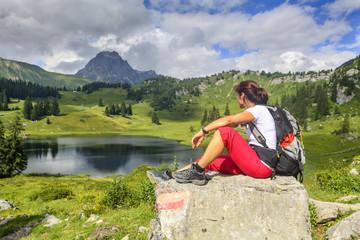 Relaxen in grandioser Bergwelt