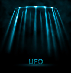 UFO background