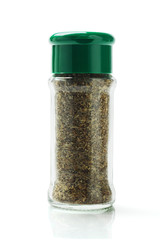 Bottle Of Mixed Herbs
