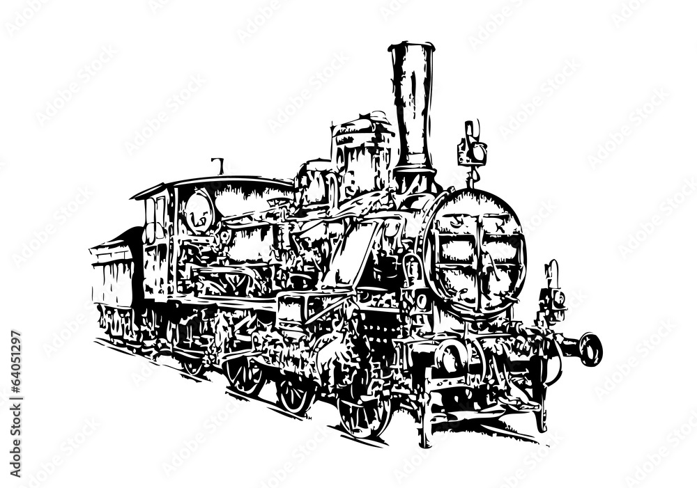 printable steam engine diagram